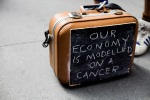 our economy is modeled on a cancer